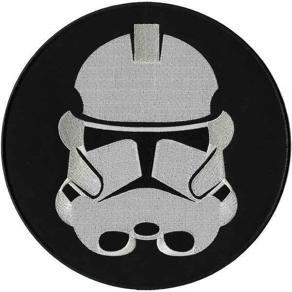 "Star Wars Patch-Clone Trooper 10"" Round"
