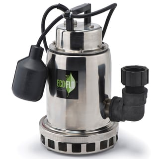 ECO-FLO SEP75W 3/4 HP Stainless Steel Fountain Utility Pump