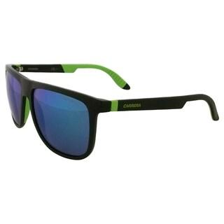 Carrera Men's '5003/SP 2BFZ9' Black/ Matte Green Sunglasses