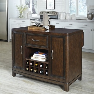 Crescent Hill Kitchen Island