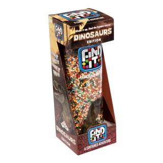 Find It Dinosaurs Edition