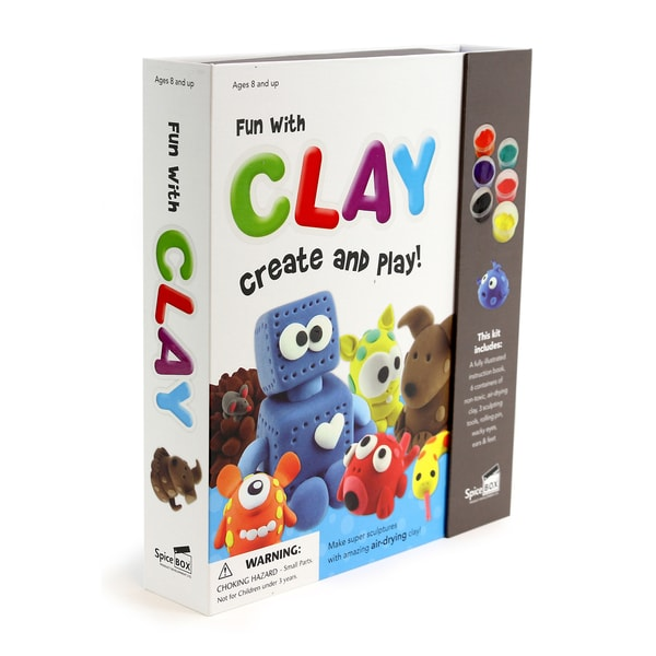 Fun with Clay Play Kit