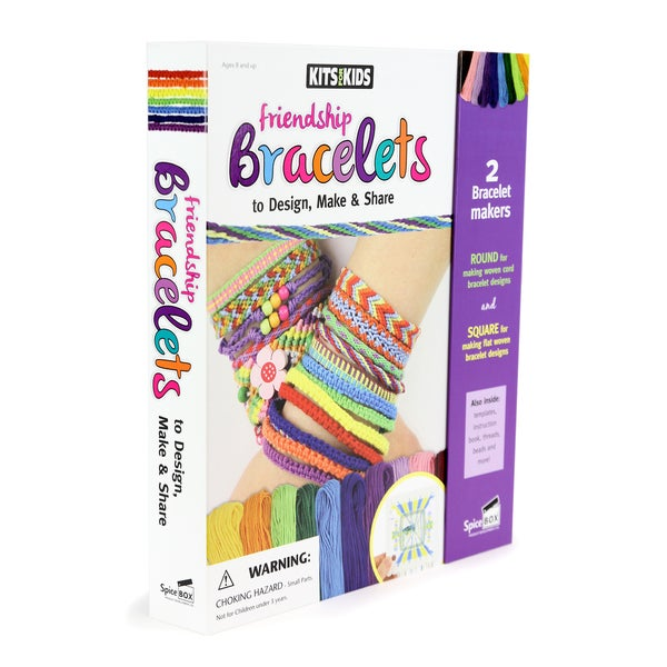 Friendship Bracelet Maker Kit
