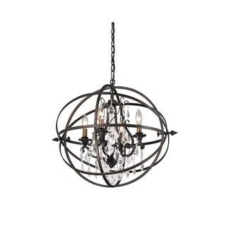 Troy Lighting Byron 4-light Pendant