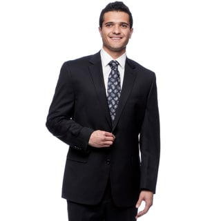 Michael Kors Men's Navy Pinstripe Suit