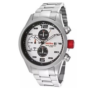 Red Line Men's RL-50042-22 Stealth Stainless Steel White Watch
