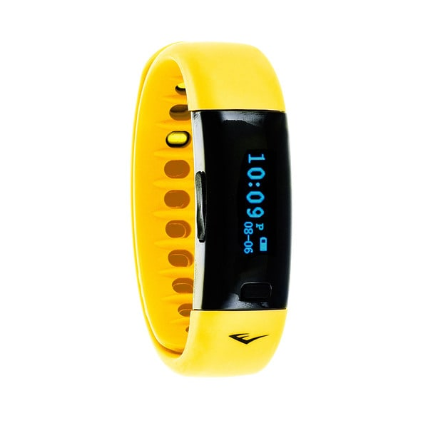 Everlast Yellow Wireless Fitness/ Sleep Activity Tracker
