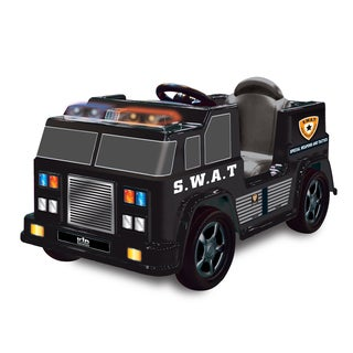 SWAT 6V One Seat Ride-On Car