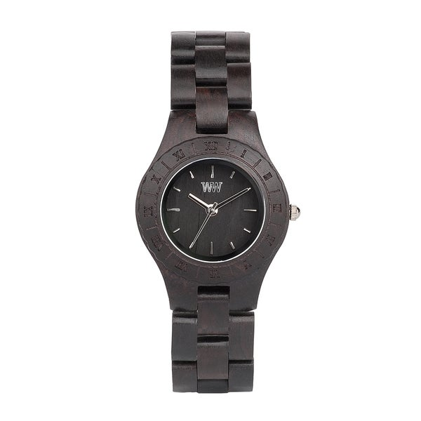 WeWOOD Moon Black Watch