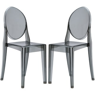Burton Smoke Side Chair (Set of 2)
