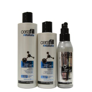 Redken Cerafill Retaliate Kit for Advanced Thinning Hair