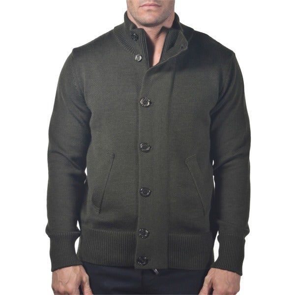 Men's Italian Merino Wool Jacket