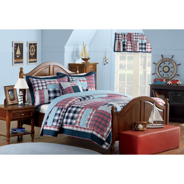 Cameron Multi Piece Quilt Set