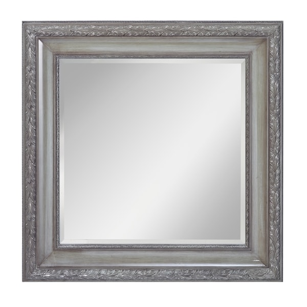 Flannel Grey Mirror