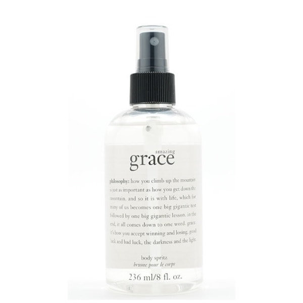 Philosophy Amazing Grace Body Spritz 236ml / 8oz
