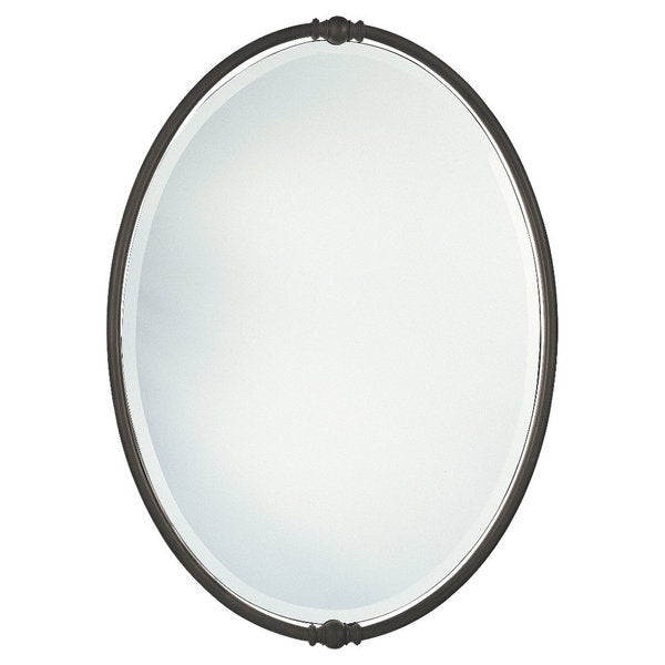 Oil Rubbed Bronze Boulevard Oval Mirror 16840889 Shopping Great Deals On