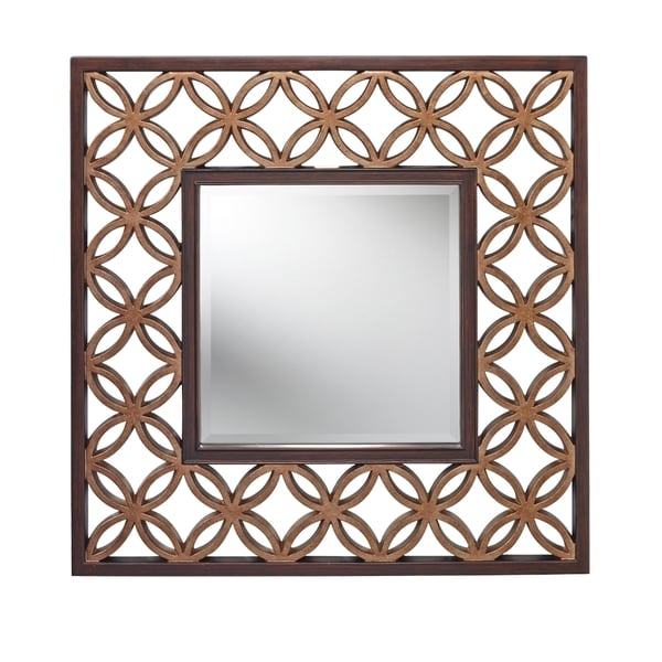 Heritage Bronze/ Parisienne Gold Mirror