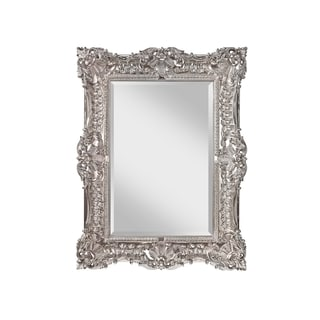 Electric Platinum Wall Mirror