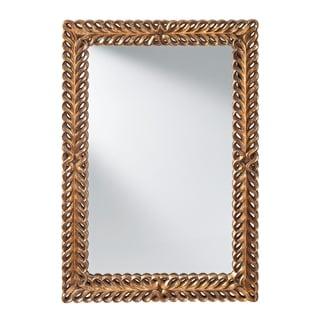 Brulee Gold Mirror