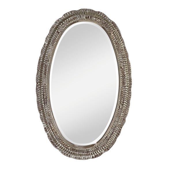 Electric Platinum Decorative Mirror