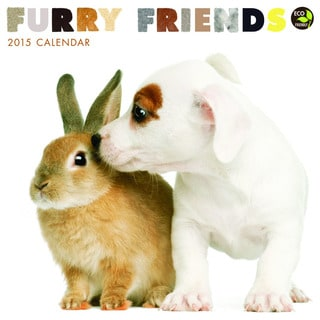 2015 'Furry Friends' Wall Calendar