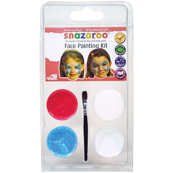 Snazaroo Face Painting Mini Theme Kit-Butterfly
