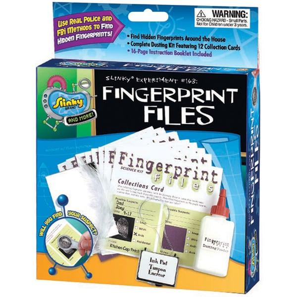 Fingerprint Files Kit