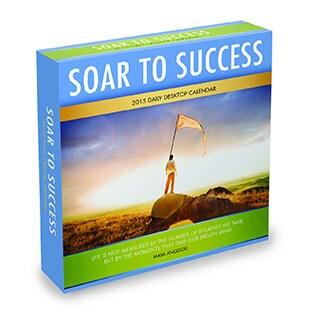 2015 'Soar to Success' Daily Desktop Calendar