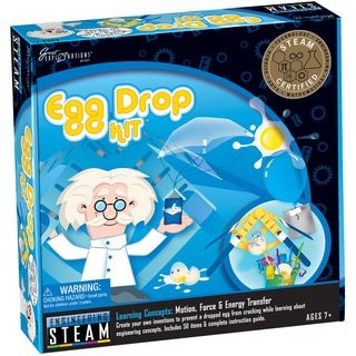 STEAM Science Kit-Egg Drop