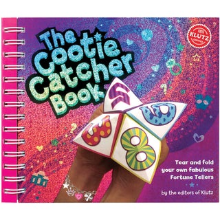 The Cootie Catcher Book Kit