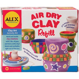 Air Dry Clay Refill
