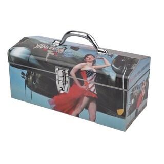 Warbird Pinup Girls Yankee Artistic Toll Box
