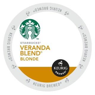 Starbucks Veranda Blend Coffee K-Cup Portion Pack