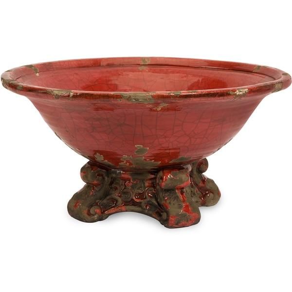 Pena Pedestal Bowl