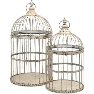 Vellita Bird Cages (Set of 2)