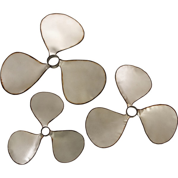 Pelham Propeller Wall Decor (Set of 3)