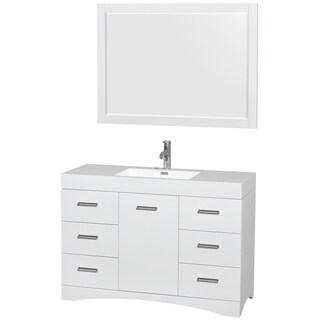 Wyndham Delray 48-inch Single Bathroom Vanity