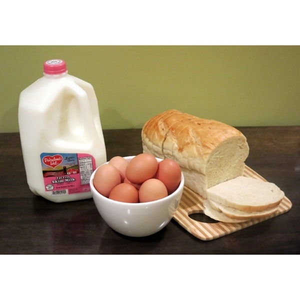 Farmer's Best Home Delivery Small Breakfast Bundle with Skim Milk (Local Delivery)