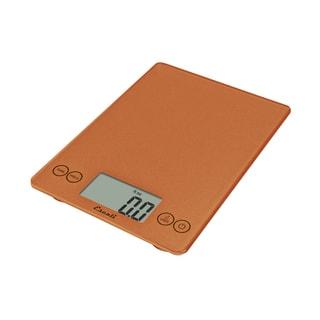 Glass Digital Food Scale, Cinnamon