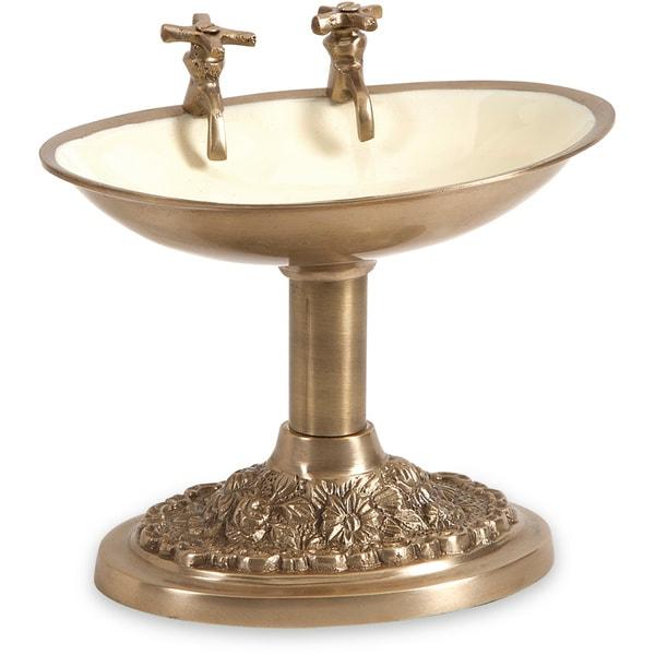 Julian Bath House Brass Soap Dish