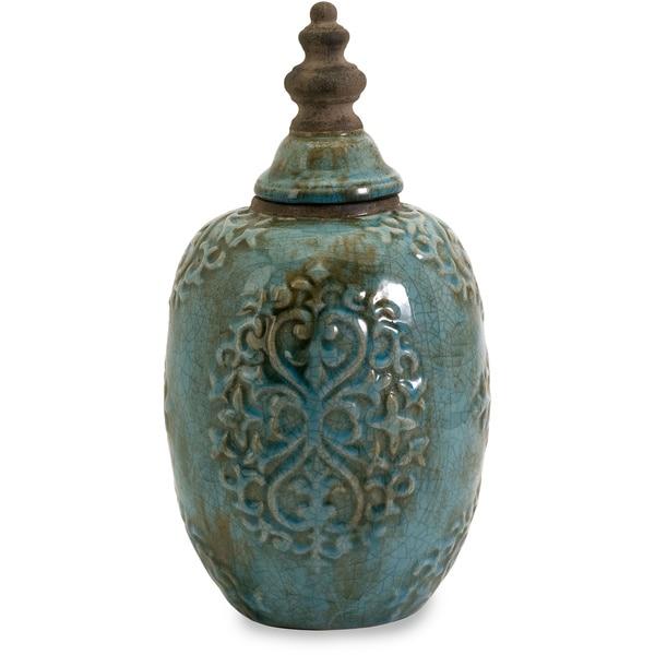 Small Caspian Jar