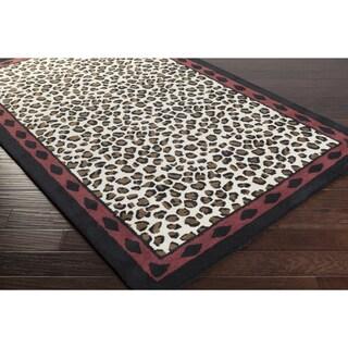 Hand Tufted Eve Wool Rug (8' x 11')