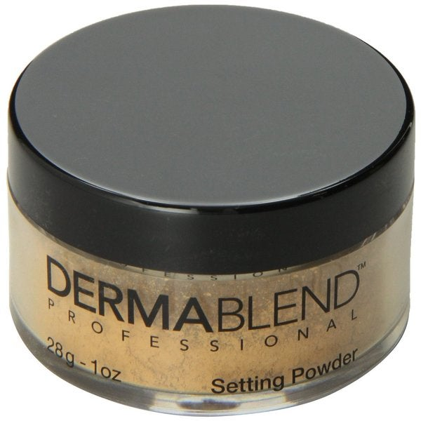 Dermablend Warm Saffron Loose Setting Powder