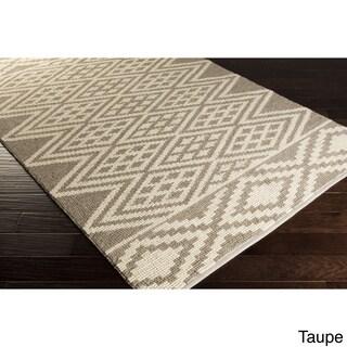 Hand Woven Aria Jute Rug (5' x 8')