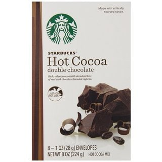 Starbucks Double Chocolate Hot Cocoa Mix (2 Boxes)