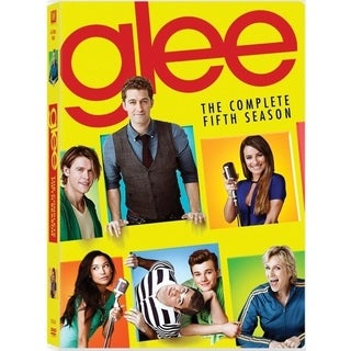 Glee: Complete Season 5 (DVD)