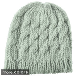 INSTEN Unisex Soft Winter Knit Crochet Hat