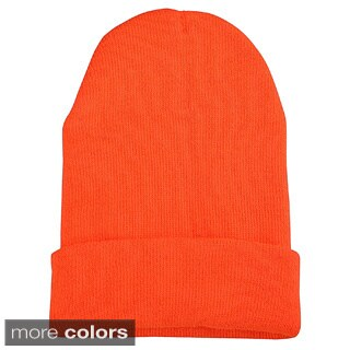 INSTEN Unisex Soft Winter Knit Beanie Hat