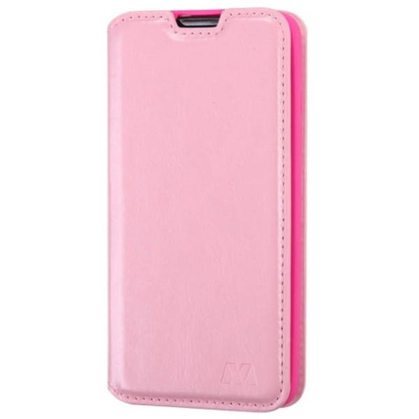 INSTEN Leather Wallet Folio Book-Style Flip Phone Case Cover With Stand For LG Optimus L90