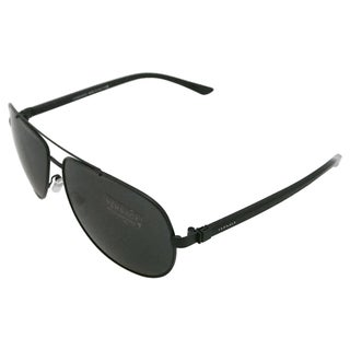 Versace Men's VE2151 Aviator Sunglasses